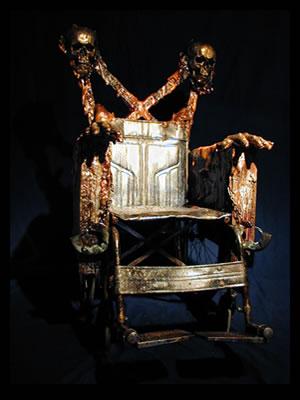 呪いの椅子写真