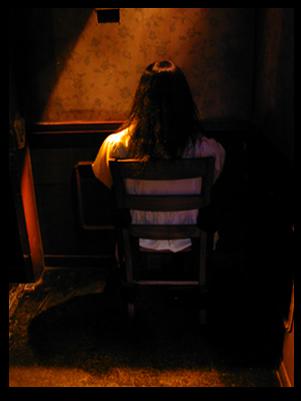 呪いの黒髪屋敷写真