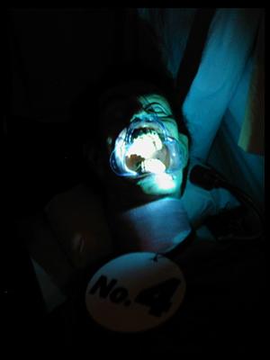 闇の歯科病棟写真